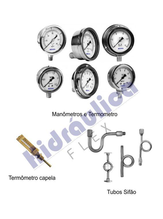 Instrumentação Hidraulicaflex